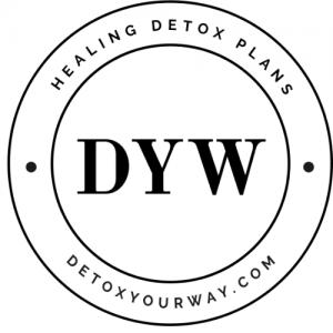 Water + Salad Detox
